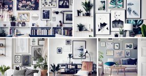 Gallery Wall Ideas to Create a Focal Point in Any Room