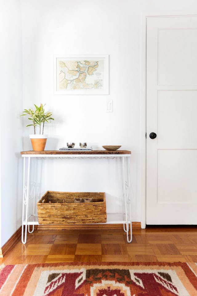 Entry Table Ideas That Make A Great First Impression