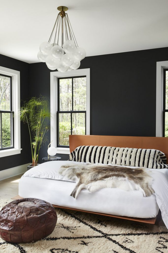 Black Accent Wall Ideas To Make A Bold Statement In Any