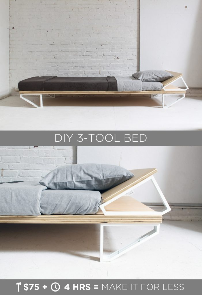 36 Easy DIY Bed Frame Projects to Upgrade Your Bedroom - Homelovr Homemade Bed Frame Designs on homemade entertainment center designs, homemade bunk bed designs, homemade bar designs, homemade bookcase designs, homemade stool designs, homemade lamp designs, homemade crib designs, homemade hutch designs, homemade closet designs, homemade door designs, homemade headboard designs, homemade furniture designs, homemade couch designs, homemade coat rack designs, homemade pillow designs, homemade table designs, homemade sofa designs, homemade box spring designs, homemade desk designs, homemade crappie beds,