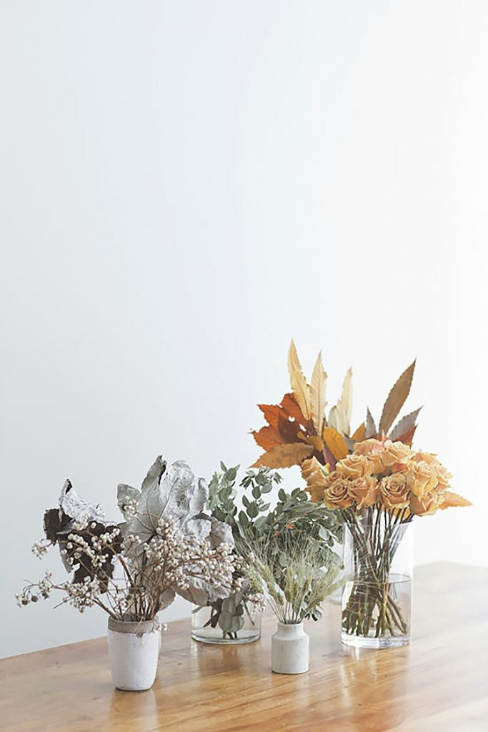 Mini Fall Bouquets