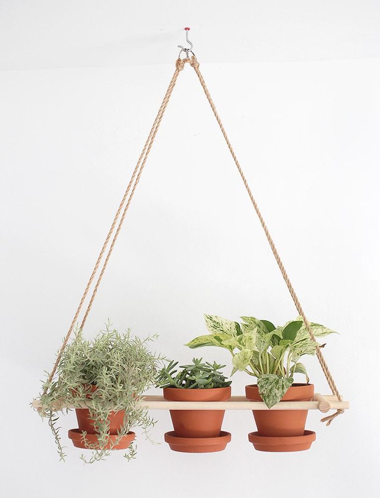 DIY Hanging Planter